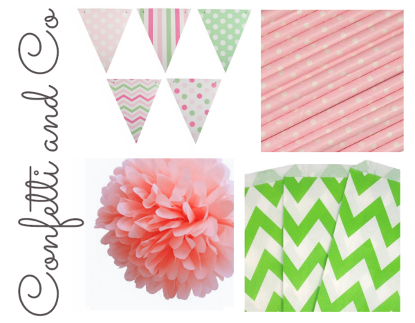 confetti and co party supplies