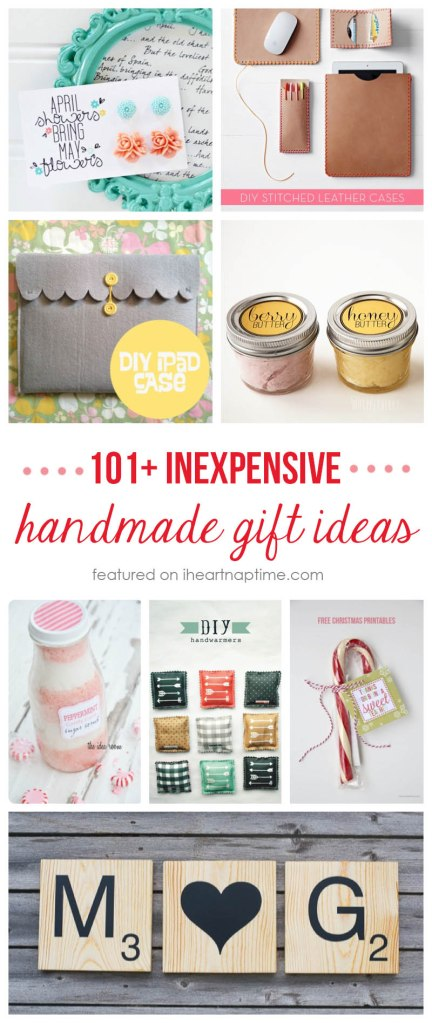 handmade christmas gifts |smart money simple life